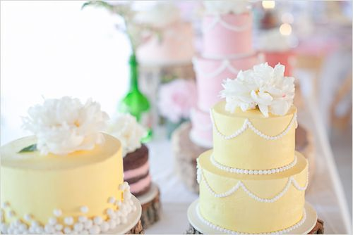 Yellowweddingcake