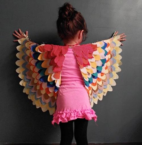 Diy-bird-wings