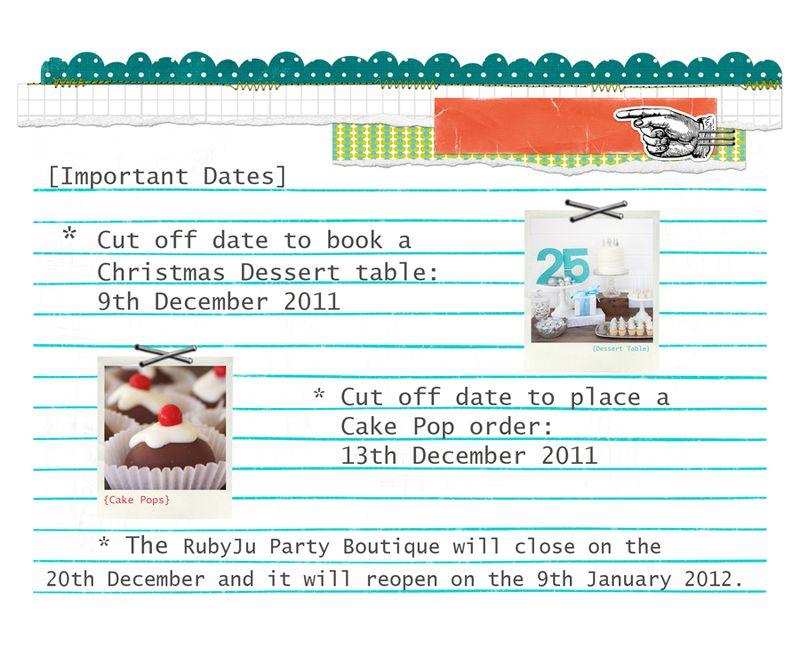 Important Dates_Best5